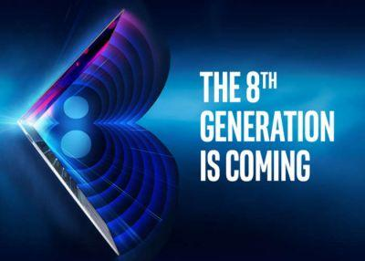 Intel 8th Generation Core Family Officially Unveiled On August 21st 2017