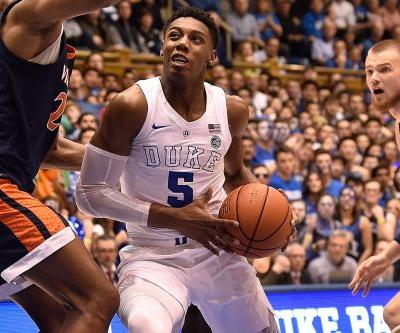 Knicks' draft target RJ Barrett has 'great' case for No. 1 pick
