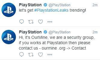 PlayStation Twitter Hacked, PSN Database Possibly Compromised