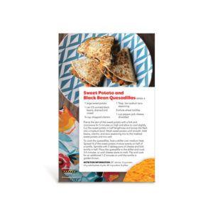Top 3 Giveaways for National Nutrition Month PLUS Free Recipe Download!