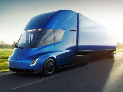 Anheuser-Busch Hedges Its Bets And Orders 40 Tesla Semi Trucks