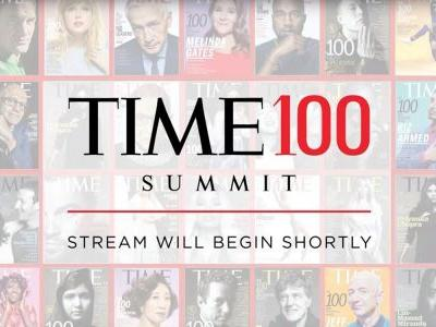 Tim Cook is about to speak at the TIME 100 Summit, and here's the livestream