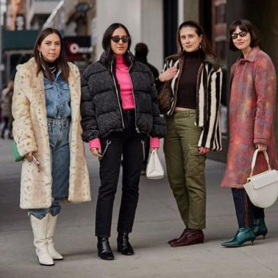 These Snowboots are Essential to Conquering NYFW in Style