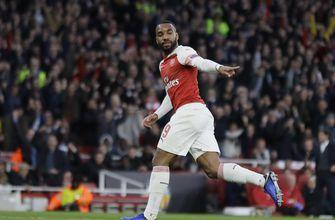 Arsenal, Chelsea in string positions in Europa League semis