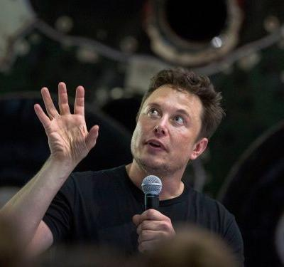 Elon Musk just showed off 60 of the first SpaceX satellites that could change the internet as we know it
