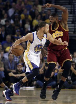 Warriors 126, Cavaliers 91: No comeback this time as Warriors punish mistake-prone Cavs