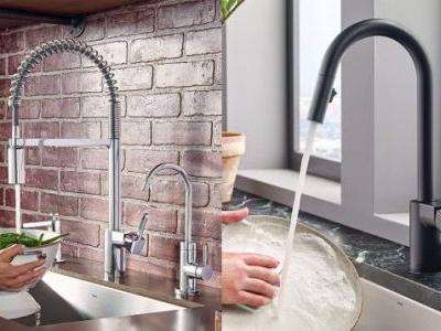 Grab the Kitchen Faucet of Your Dreams From Today's Moen Gold Box