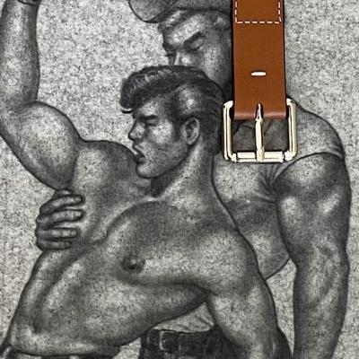 The Story Behind JW Anderson's Collaboration with Tom of Finland