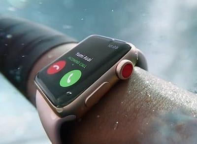 Apple ships 3.5 million smartwatches in 2018's second quarter