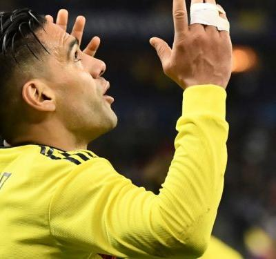 Colombia goal machine Radamel Falcao's World Cup dream is finally here