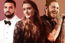 Republic Records Rules Top 3 on Billboard 200 Albums Chart, Led by Drake, Florence + The Machine & Post Malone
