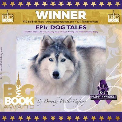EPIc Dog Tales Wins NYC Big Book Award!