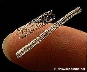 3-D-Printed Polymer Stents Grow With Pediatric Patients