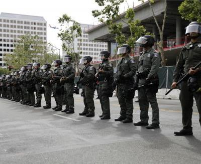 What Do Police Unions Do? There's A Lot To Unpack