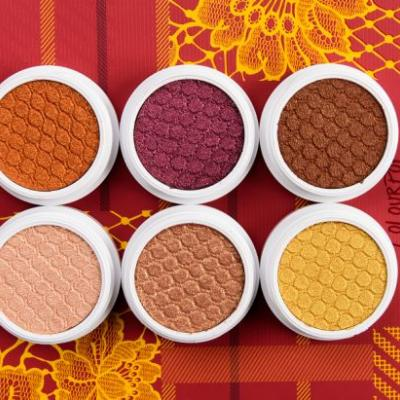 ColourPop Study Buddy Super Shock Shadow Set Review & Swatches