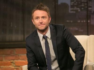 Chris Hardwick Makes Emotional Talking Dead Return, Thanks Fans for Support