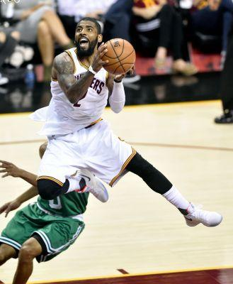 Kyrie Irving drops 42, powers Cavaliers to Game 4 win over Celtics