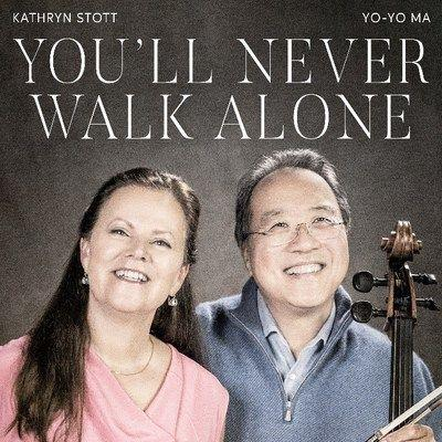 """Yo-Yo Ma And Kathryn Stott Release """"You'll Never Walk Alone"""" To Support Musicians In Need"""