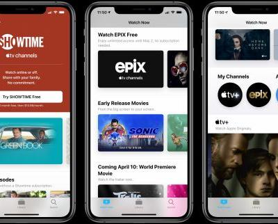 EPIX Available for Free Through Apple TV Channels Until May 2, No Subscription Required