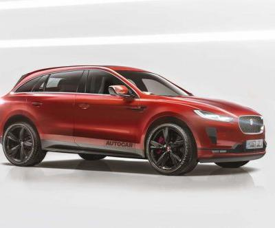 Jaguar J-PACE Coming To Take On The Macan