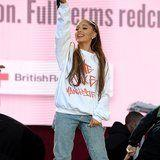 Ariana Grande Is Set to Become Manchester's First Honorary Citizen