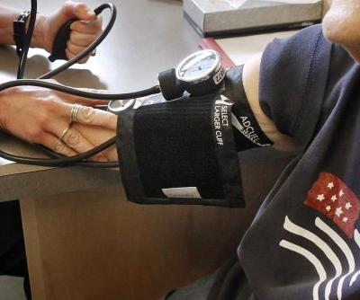 Half of US adults now have high blood pressure
