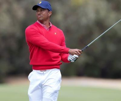 Tiger Woods' Presidents Cup plan after historically bad start