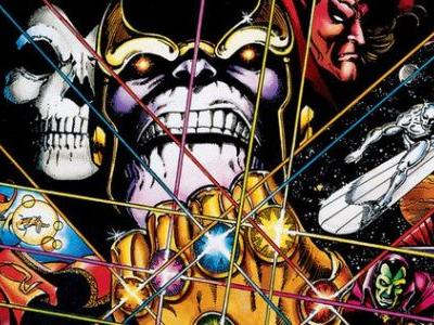 Infinity War Is Directly Influenced by These 3 Marvel Comics