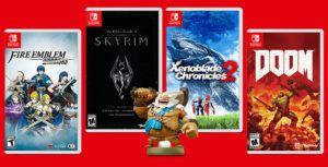 Win a Switch game prize pack courtesy of Nintendo Canada