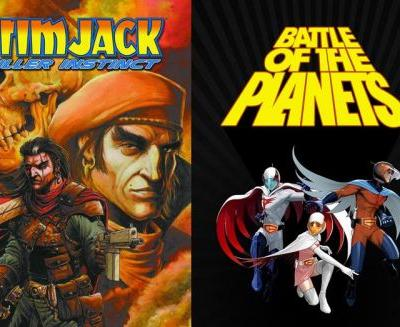 Comic-Con: Russos Developing Grimjack & Battle of the Planets Films!