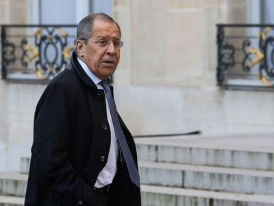 Trump To Meet Russia's Lavrov At White House Tuesday
