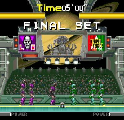 Terrible future volleyball returns as Power Spikes II gets re-released