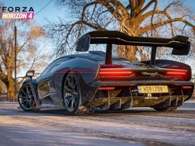Forza Horizon 4 To Use Forza Motorsport's Temperature Technology