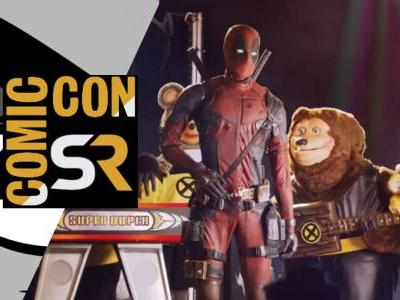 Deadpool Channels Chuck E. Cheese for Super Duper Cut Trailer