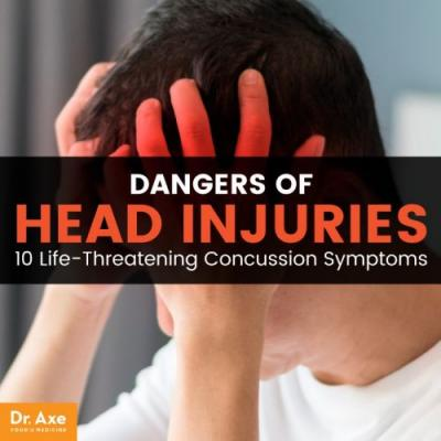 10 Life-Threatening Concussion Symptoms