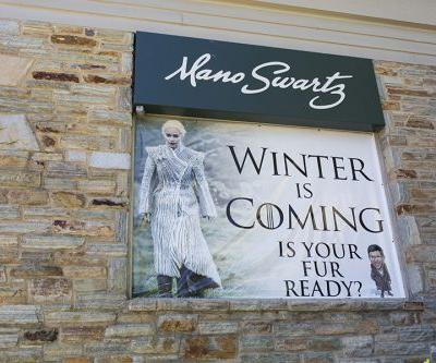 GoT Fur? Baltimore Furrier Misleads Consumers, Uses Game of Thrones Images of Faux Fur to Peddle Pelts