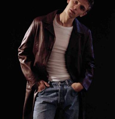 Peter Dons Classic Menswear for Euroman
