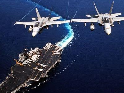 US aircraft carriers are spending less time deployed for war -which could become a problem as the US Navy prepares to take on China and Russia