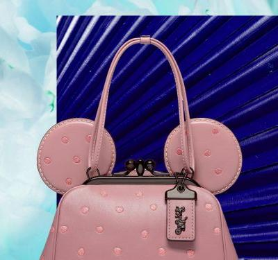 Oh Yes, Disney x Coach Is Back - & This Time, Minnie's The Star