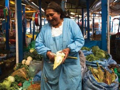 These Powerful Women Run Bolivia's Food System