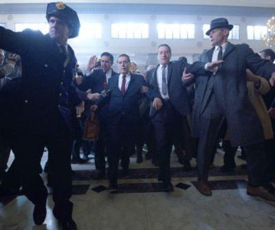 More than 26 million people watched Netflix's 'The Irishman' in its first week