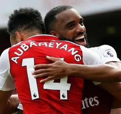 Aubameyang & Lacazette can form a scary partnership as Arsenal make it five wins in a row