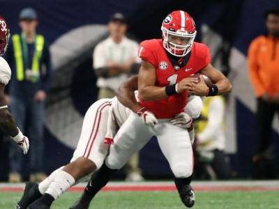 Ohio State QB Justin Fields an early Heisman favorite
