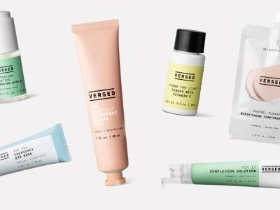 Where To Buy Versed Skincare, The Chic New Brand With Great Ingredients & Products Under $20