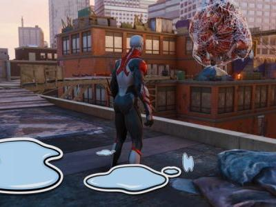 Insomniac Caves On Puddlegate, Admits Spider-Man Needs More Puddles