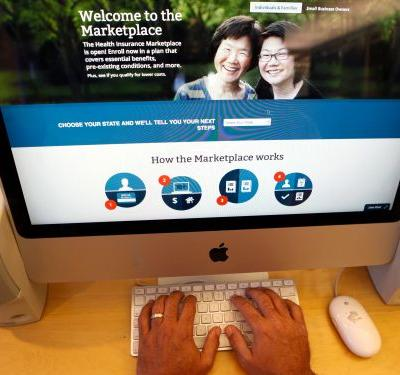 Democrats are pushing for a boost to Obamacare in a coronavirus recovery bill as millions of people lose their health insurance