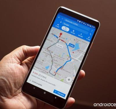 Google Maps gets a dedicated two-wheeler mode in India