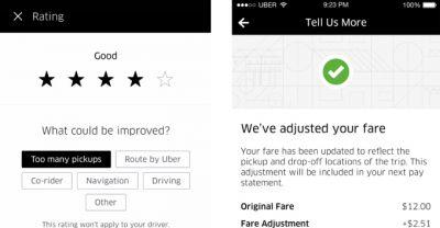 Uber driver-side updates include 24/7 phone support and paid lost item returns