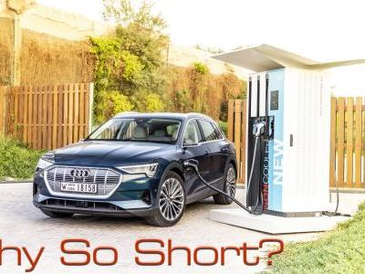 The Audi e-Tron Has a Lower EPA Range Than Expected. Here's Why