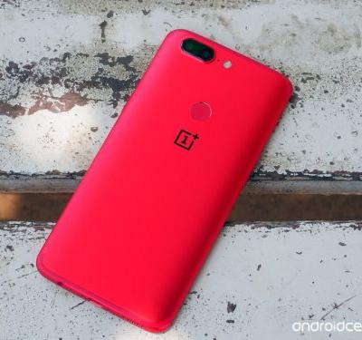 The OnePlus 5T is no longer for sale in North America
